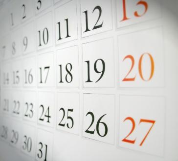 Налоговый календарь на год