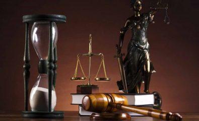 время закона